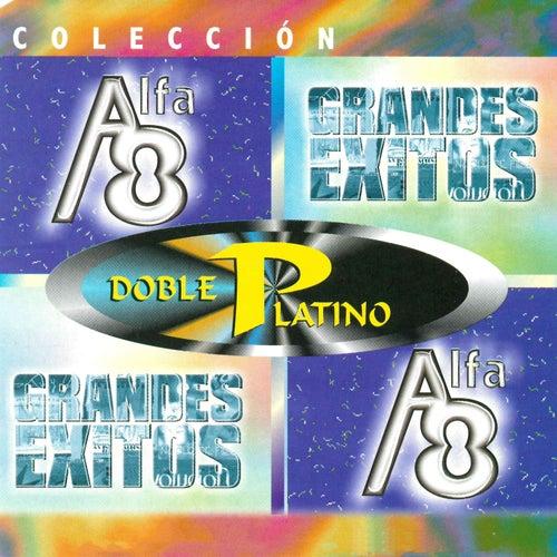 Colección Doble Platino Grandes Exitos de Los Alfa 8