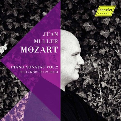 Mozart: Complete Piano Sonatas, Vol. 2 de Jean Muller
