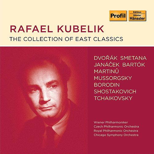 The Collection of East Classics de Rafael Kubelik
