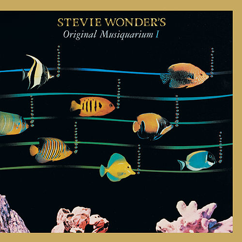 Original Musiquarium von Stevie Wonder