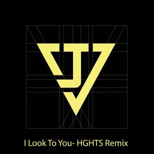 I Look To You (HGHTS Remix) de Joel Vaughn