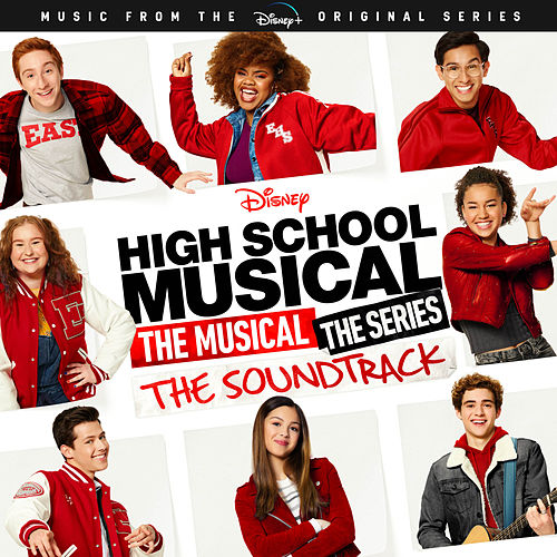 I Think I Kinda, You Know (From 'High School Musical: The Musical: The Series') by Olivia Rodrigo