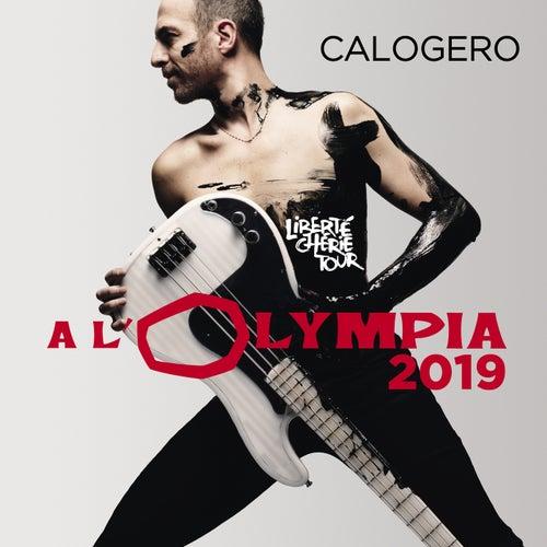 Liberté chérie Tour (Live à l'Olympia - 2019) de Calogero