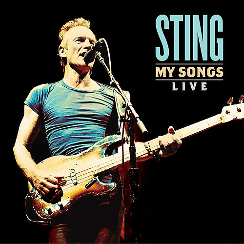 My Songs (Live) de Sting