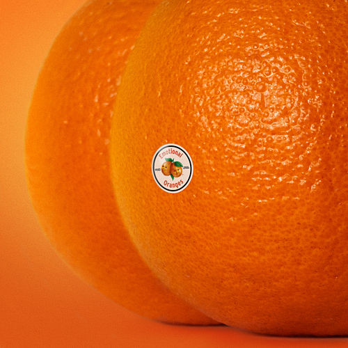 The Juice: Vol. II by Emotional Oranges