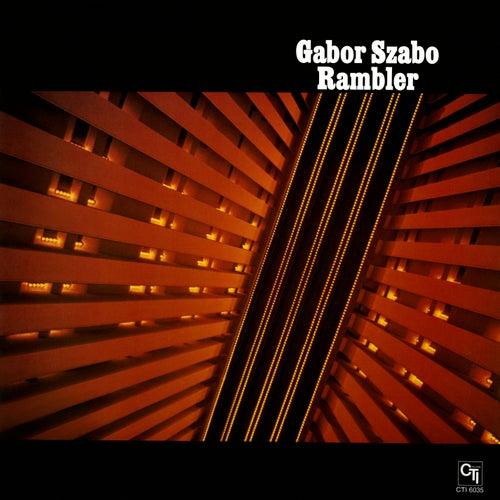 Rambler de Gabor Szabo