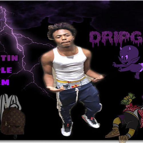 Purple Storm de Lil Destin