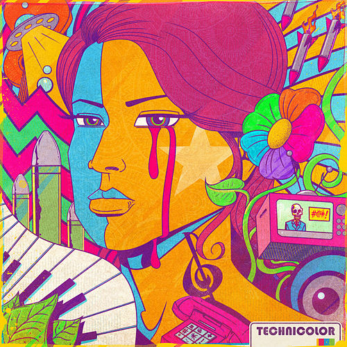 Technicolor by Sweet Lizzy Project