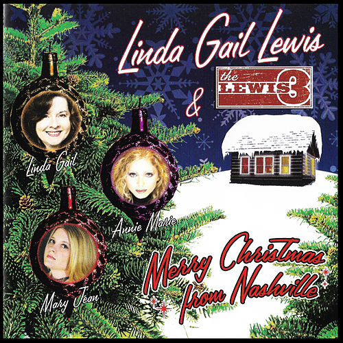 Merry Christmas from Nashville de Linda Gail Lewis
