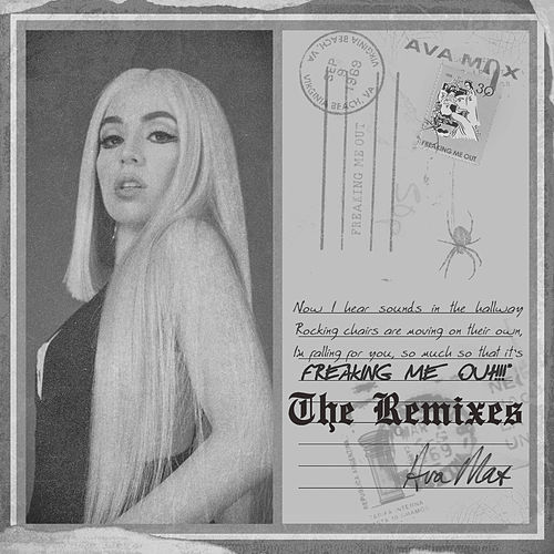 Freaking Me Out (Keanu Silva Remix) by Ava Max