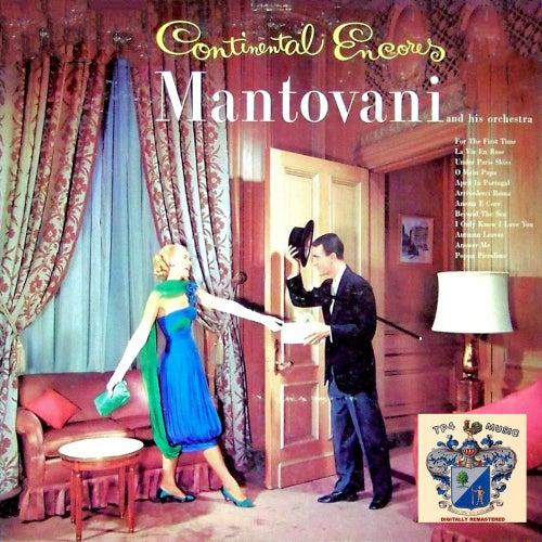 Continental Encores von Mantovani
