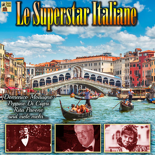 Le Superstar Italiane di Domenico Modugno