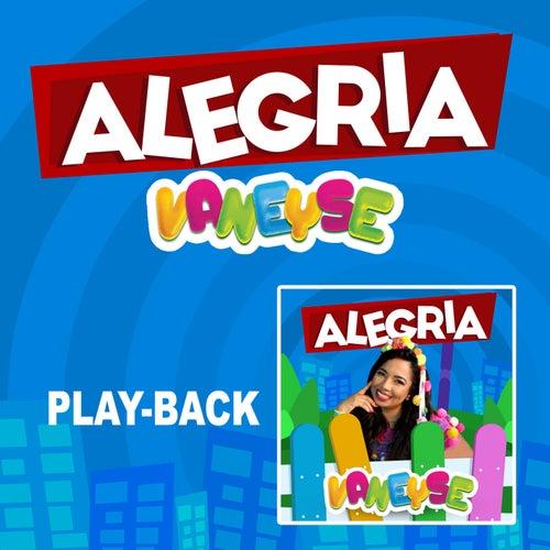 Alegria (Playback) de Vaneyse