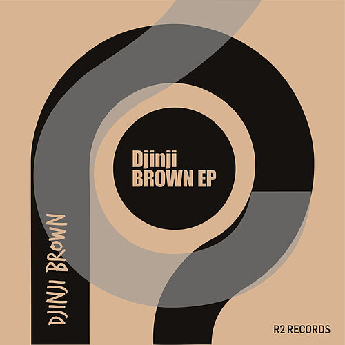 Djinji Brown EP by Djinji Brown