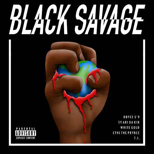 Black Savage de Royce Da 5'9