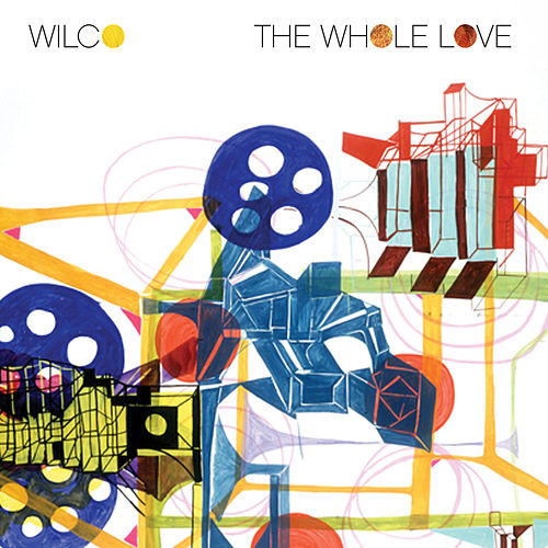 The Whole Love (Deluxe Edition) de Wilco