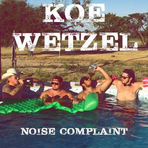 Noise Complaint by Koe Wetzel