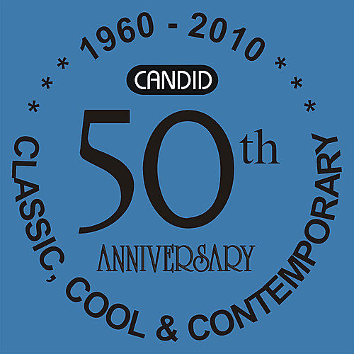 1960 - 2010: Candid 50th Anniversary de Various Artists