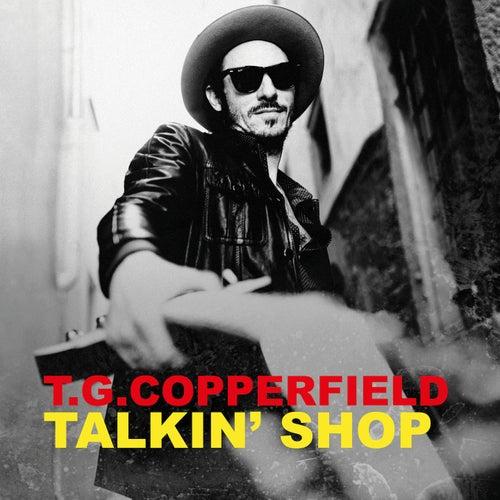Talkin' Shop by T.G. Copperfield