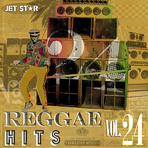 Reggae Hits Volume 24 by Various Artists