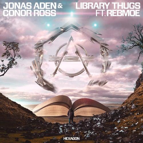 Library Thugs von Jonas Aden