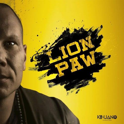 Lion Paw by Kiihjano