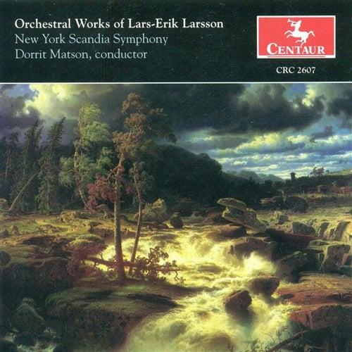 Larsson, L.-E.: Pastorale Suite / The Winter's Tale / Raa-Rokoko / Gustaviansk Svit de Dorrit Matson