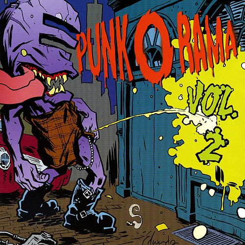 Punk-O-Rama 2 de Various Artists