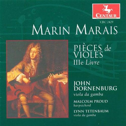 Marais, M.: Pieces De Viole, Book 3 de Various Artists