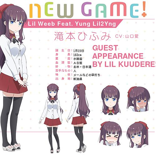 NEW GAME! (feat. LIL KUUDERE & YUNG LIL2YNG) von Lil Weeb
