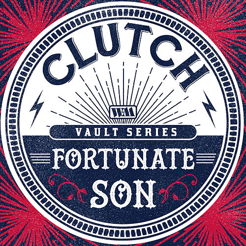 Fortunate Son (The Weathermaker Vault Series) by Clutch