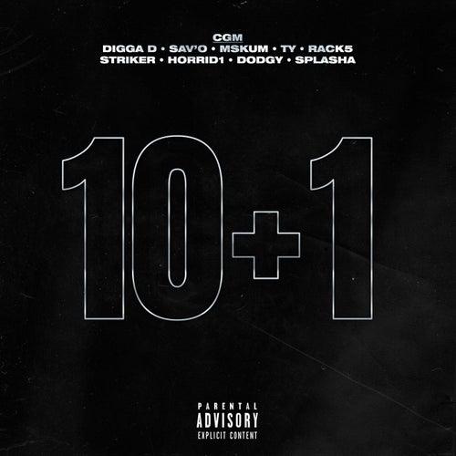 10+1 by Digga D