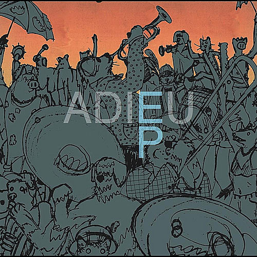The 'Adieu' - EP von Lejeune