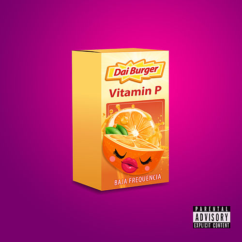 Vitamin P by Dai Burger