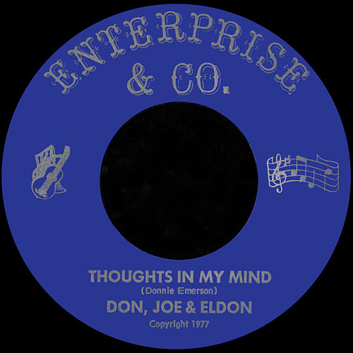 Thoughts In My Mind by Donnie & Joe Emerson