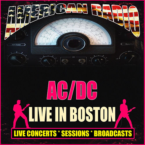 Live In Boston (Live) von AC/DC