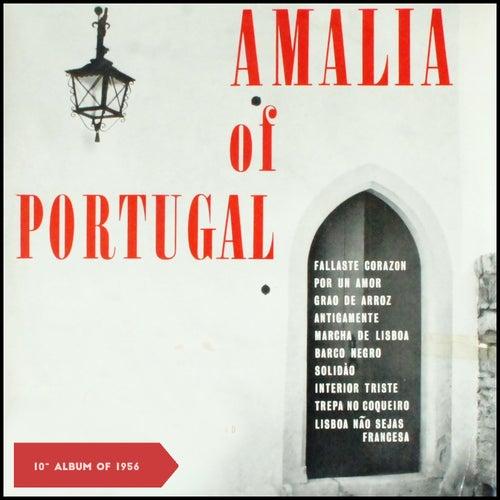 Amalia Of Portugal (Album of 1956) di Amalia Rodrigues