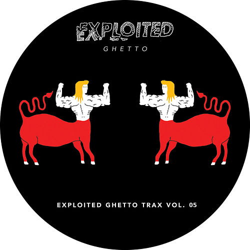 Shir Khan Presents Exploited Ghetto Trax Vol. 5 by Various Artists