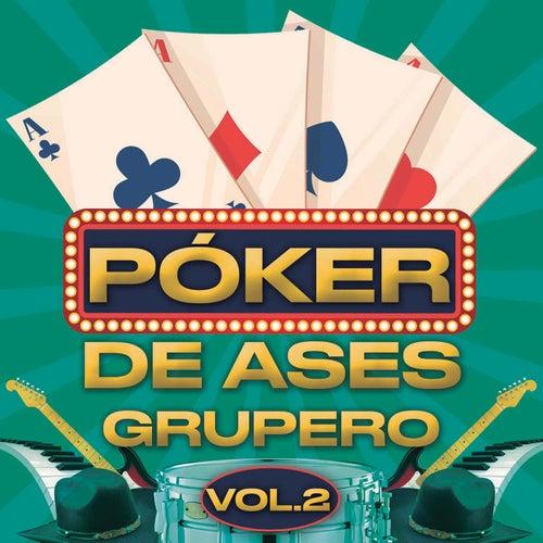 Póker De Ases Grupero Vol. 2 de Various Artists