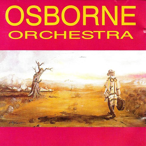 Osborne Orchestra by Anders Osborne