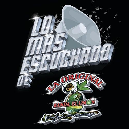 Lo Más Escuchado De by La Original Banda El Limón