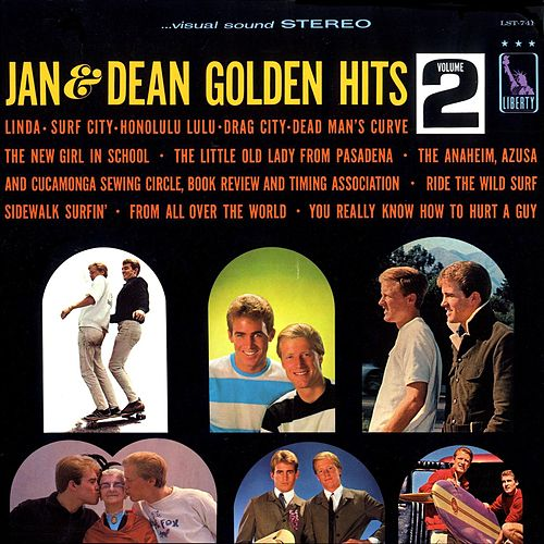 Golden Hits Volume 2 de Jan & Dean