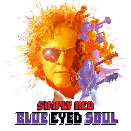 Blue Eyed Soul by Simply Red