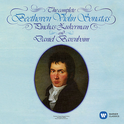 Beethoven: The Complete Violin Sonatas by Daniel Barenboim