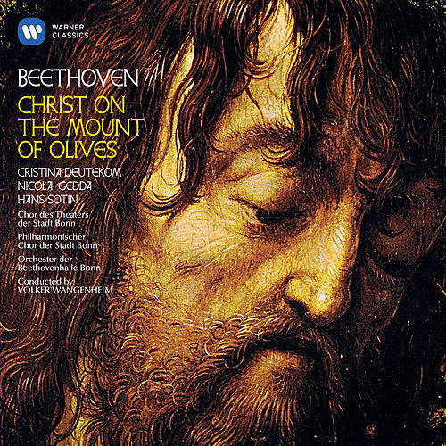 Beethoven: Christ on the Mount of Olives, Op. 85 von Nicolai Gedda