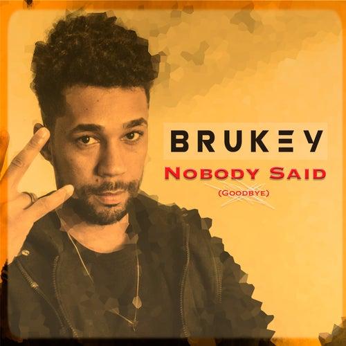 Nobody Said (Goodbye) von Brukey