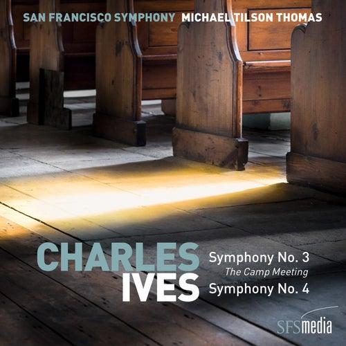 Ives: Symphony No. 3, 'The Camp Meeting' & Symphony No. 4 de San Francisco Symphony