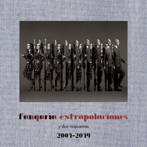 Extrapolaciones y dos respuestas 2001-2019 by Fangoria