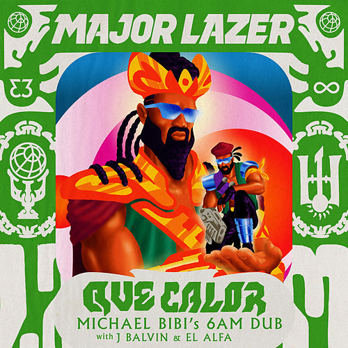 Que Calor (with J Balvin & El Alfa) (Michael Bibi's 6am Dub) von Major Lazer