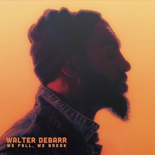 We Fall, We Break by Walter DeBarr